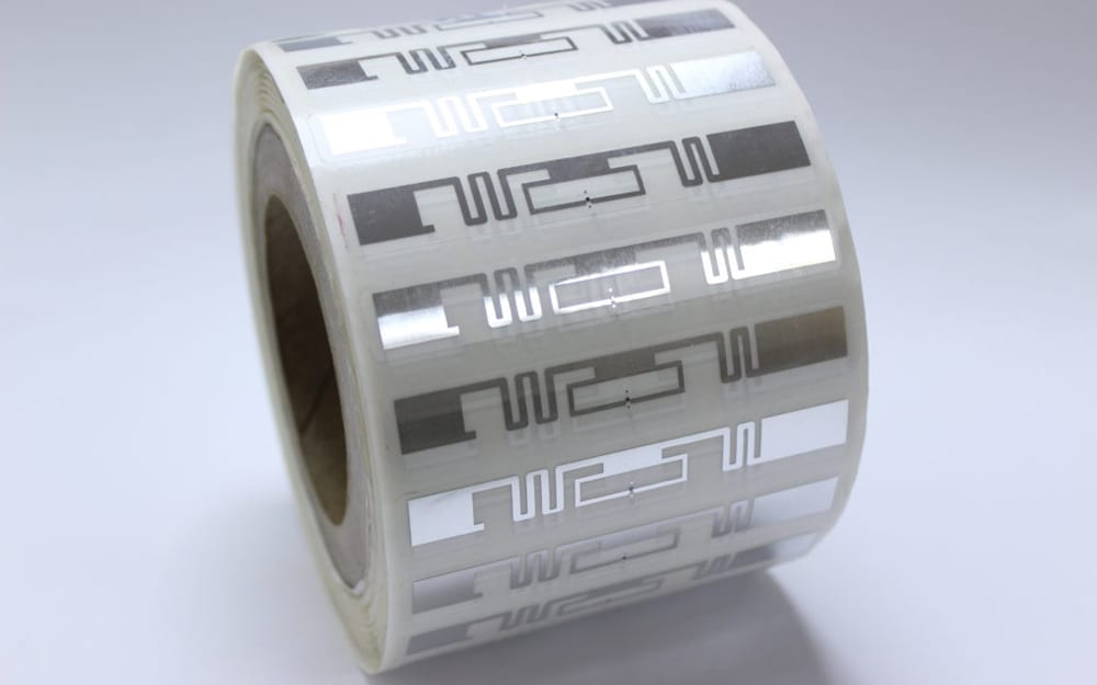 A Roll of Labels