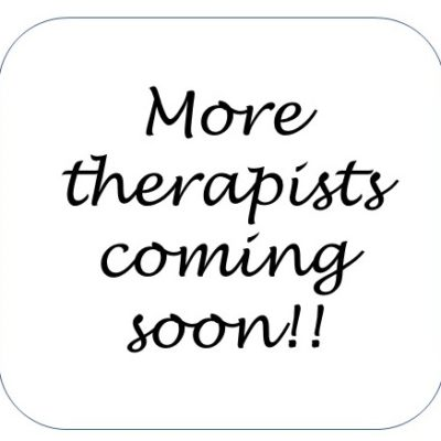 More Therapists