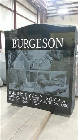 Burgeson Tablet