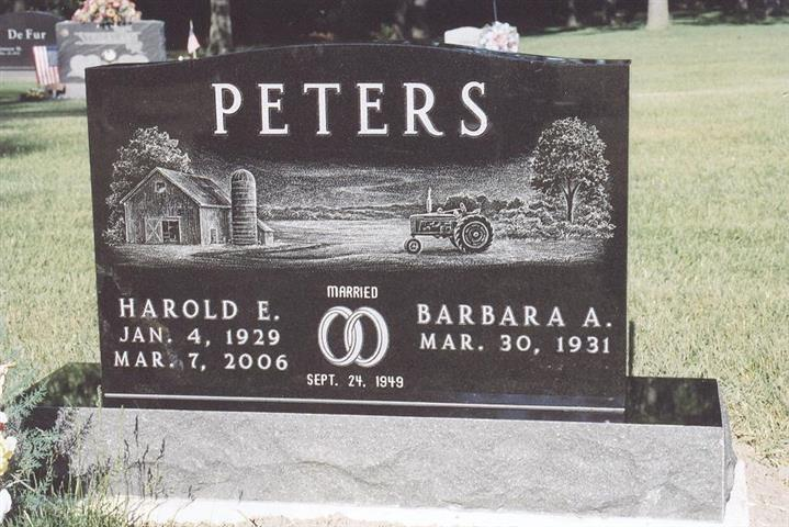 Peters Tablet