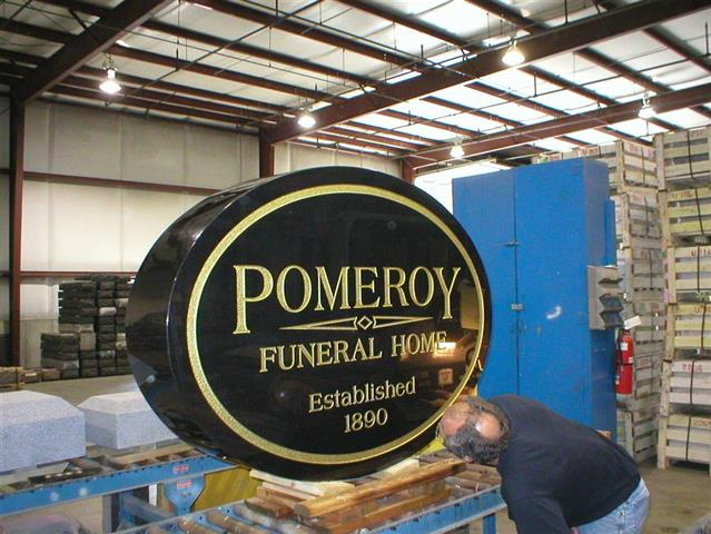 Commerical Sign – Pommeroy