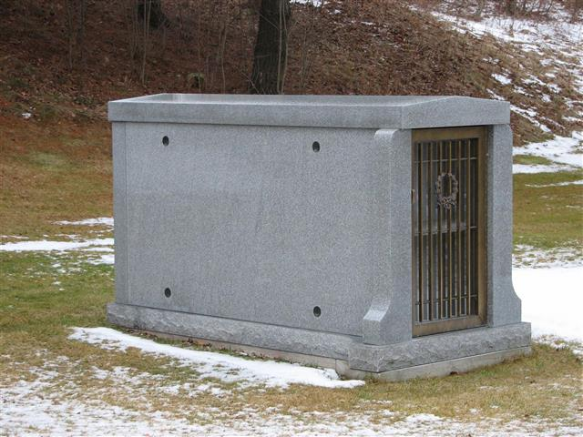 Double Mausoleum 4