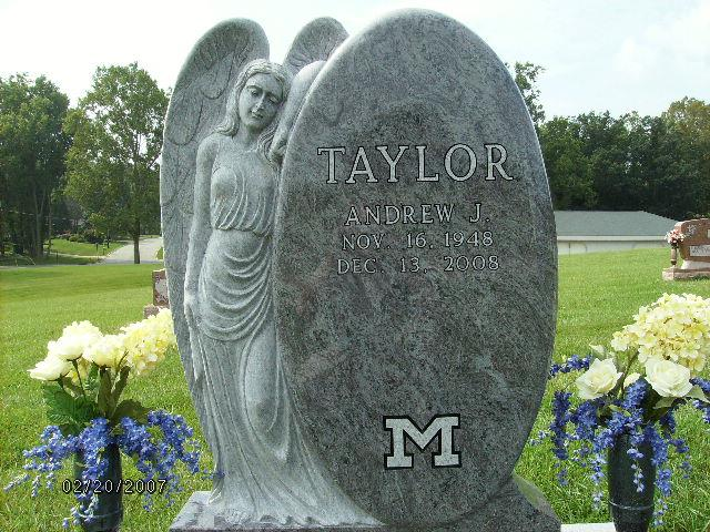Taylor Angel Oval Tablet