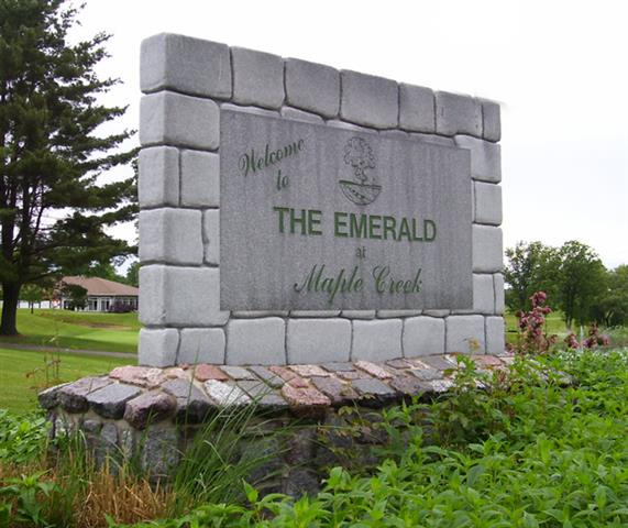 Commercial Sign – Emerald