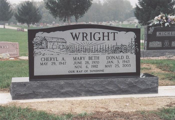 Wright Tablet